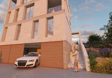 Инвестиционный проект строительства дома в центре Тивата