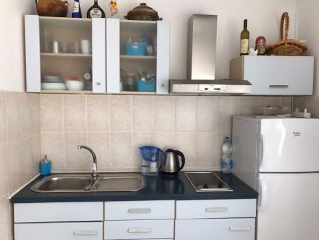 2-х комнатная квартира в Петрваца, в 700 м от пляжа
