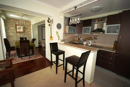 Квартира в Петроваце с двумя спальнями и большой солнечной террасой