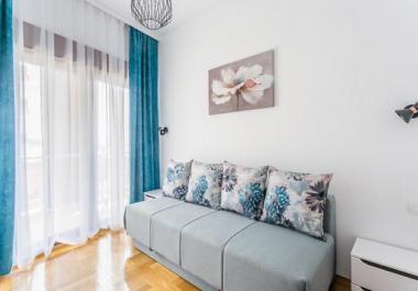 Квартира в Бечичи площадью 46 м2 в престижном жилом комплексе с бассейном