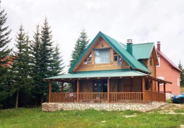 Деревянный дом в Жабляке, Ускочи для круглогодичного проживания